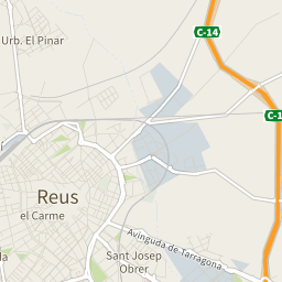 Map Of Spain Reus.Apartments For Rent In Reus Spain Housinganywhere