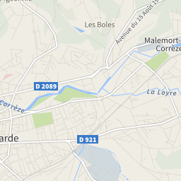 Brive France Map.Accommodation For Rent In Brive La Gaillarde France Housinganywhere